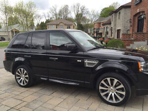 2011 Range Rover Sport Autobiography never winter driven 1 owner