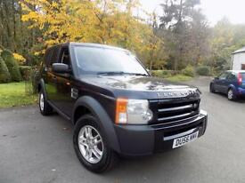 2006 LAND ROVER DISCOVERY 3 TDV6 GS ESTATE DIESEL