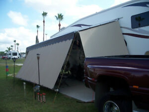 Rv sun screens
