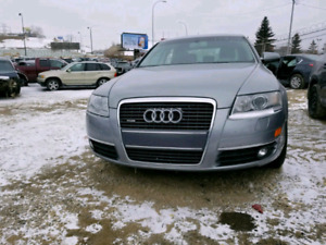2007 Audi A6, 3.2L, for parts ONLY