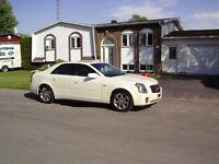 2003 Cadillac CTS cuir Berline