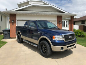 2007 Ford F150 Lariat Loaded