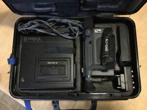 Camera vidéo 8 Sony