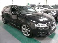 Audi A3 2.0TDI ( 140ps ) Sportback 2010MY Black Edition