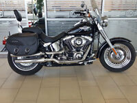 2012 Harley-Davidson Fat Boy Touring FLSTF
