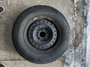 4 Lightly Used Michelin X-Ice XI2 Tires for Sale