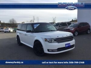 2017 Ford Flex Limited Remote start AWD Leather N Start Heated S