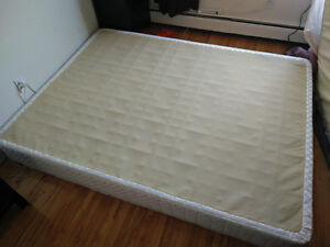 Sommier Queen Gratuit / Free Box spring