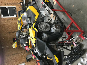 Parting out 2008 500ss