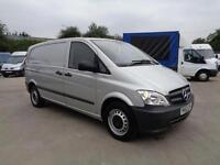 MERCEDES-BENZ VITO 2.1 CDi | 113 | BLUE EFFICENCY | AIR CON | 1 OWNER | 2012