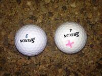 Great quality 15 Srixon Golf balls , bargain.