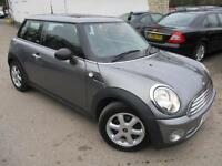 2009 MINI HATCH ONE GRAPHITE LIMITED EDITION HATCHBACK PETROL