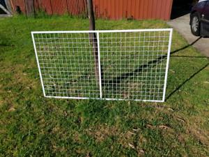 25 white gloss mesh sheets available $15ea