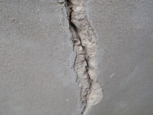Basement Foundation Crack Repair & Preventions Solutions Kitchener / Waterloo Kitchener Area image 1