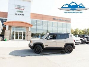 2017 Jeep Renegade   - Low Mileage
