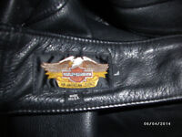 harley leather chaps