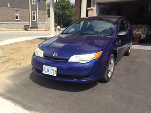2006 Saturn ION standard Coupe (2 door)