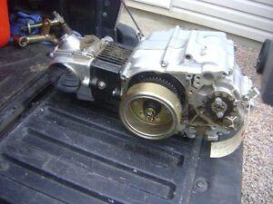 moteur de vtt