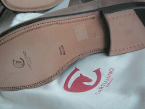 CAMPER CARTUJANO Mens Brown Boots 44/11 NIB + Goodyear Welt