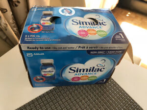 Similac Ready to use, 0+ months Formula