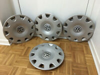 Wheel cover Volkswagen enjoliveur