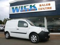 2012 Renault KANGOO ML20 ZE *100% ELECTRIC* VAN Automatic Small Van