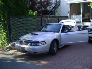2004 Mustang 40th.Anniversaire Convertible=514-722-5570