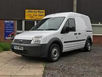 Ford Transit Connect 1.8TDCi ( 90ps ) Euro IV T230 LWB L IN WHITE