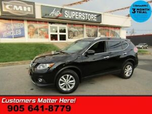2015 Nissan Rogue SV  4X4 PANORAMIC ROOF CAMERA HEATED SEATS BT