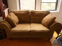 Loveseat in great condition, needs to go!