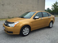 2009 Ford Focus SE..Gas Saver..Certified and E-Tested City of Toronto Toronto (GTA) Preview