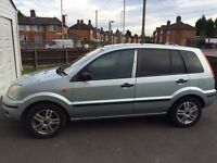 Ford Fusion 2 1.4 2005