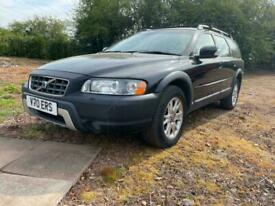 image for 56 VOLVO XC70 2.4 D5 GEARTRONIC ESTATE AWD 4WD 185 SE LUX G/T LEATHER PX SWAPS