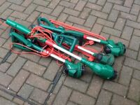 Qualcast strimmers