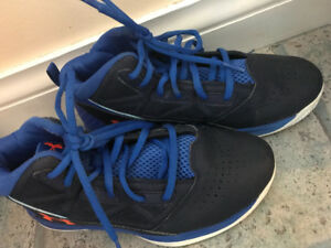 Girls Basketball Sneakers - size 3