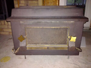 Hearth Mount Fireplace Insert