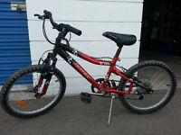 Boys Mountain Bike - Good condition