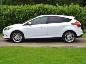 Ford Focus 1.6 Zetec 5dr PETROL MANUAL 2011/11