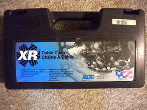 XR Tire Cable Chains