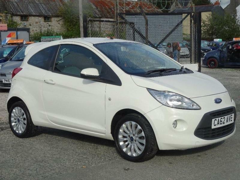 2012 Ford KA 1.2 Zetec 3dr (start/stop)