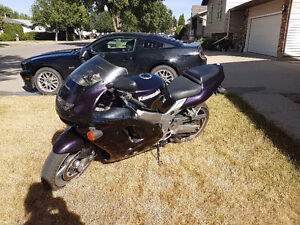 1996 Kawasaki Ninja 900 for sale