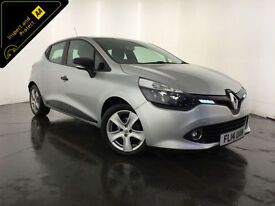 2014 RENAULT CLIO EXPRESSION PLUS ENERGY DCI 1 OWNER SERVICE HISTORY FINANCE PX
