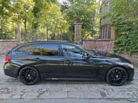 15 PLATE BMW 328i M SPORT TOURING PETROL AUTO 44,298 MILES M PERFORMANCE H&K