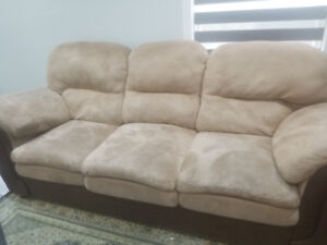 Well maintained Sofa Set to go asap