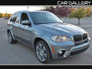 2011 BMW X5 M Sport 7 Pass w/Leather, DVD, 360 Cam, PanoRoof $26