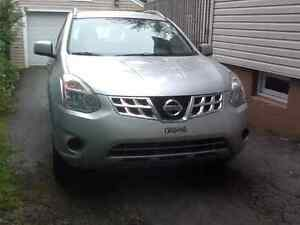 2011 Nissan Rogue S SUV, Crossover