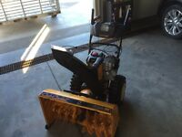 "30"" Cub Cadet Snowblower"