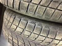 Snow tires   215-65-16