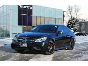 2015 Mercedes-Benz E-Class S E63 AMG-S | AWD | DYNAMIC SEATS...