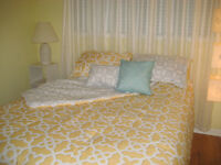 Clean, Quiet, Furnished Room in House - Available Now!